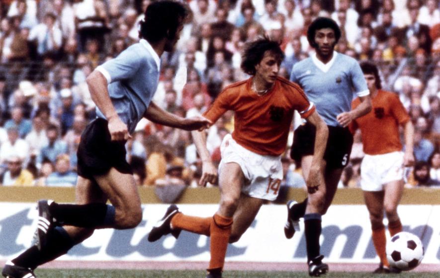 Johan Cruyff succumbs to cancer aged 68