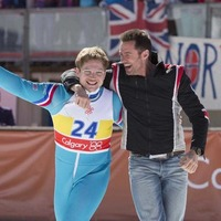 The 80s take flight once more in Eddie the Eagle