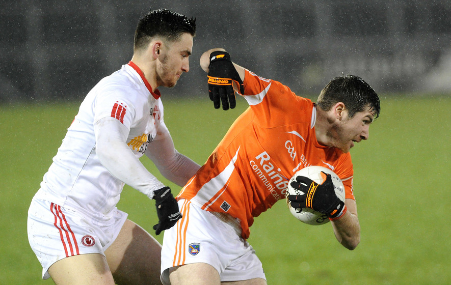 Padraig Hampsey in line for his first league start for Tyrone