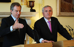 Tony Blair warns of continued danger posed by Northern Ireland dissidents