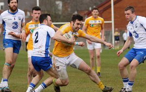 Promotion-chasing Saffrons aim to go up on high in Wicklow