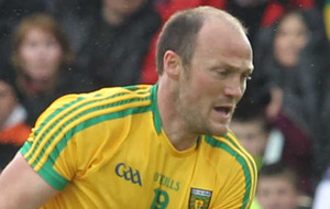 Neil McGee set to return for Donegal clash with Dublin