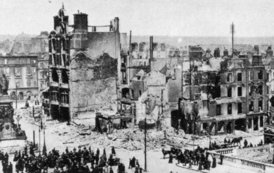what happened after the 1916 rising