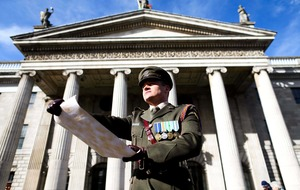 Easter Rising re-enacted across Ireland to mark 1916 centenary