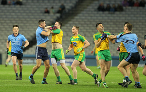 Donegal 'not complaining' over gouge claim - Gallagher