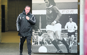 Michael O'Neill the new Tinkerman