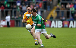 Peter McGrath praises players after a hard Erned draw