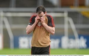 Relegation assured for Down but Burns sees some progress