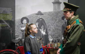 Interactive visitor centre brings living history to Dublin's GPO