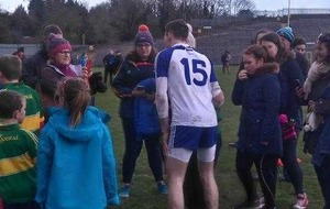 Monaghan falling off the pace concerns Conor McManus