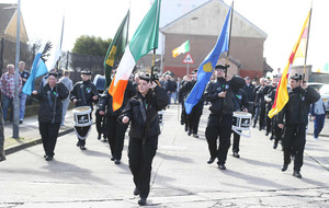 In Pictures: Easter Rising 100th anniversary commemoration marches