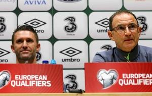 Martin O'Neill plans Euro 2016 role for Robbie Keane