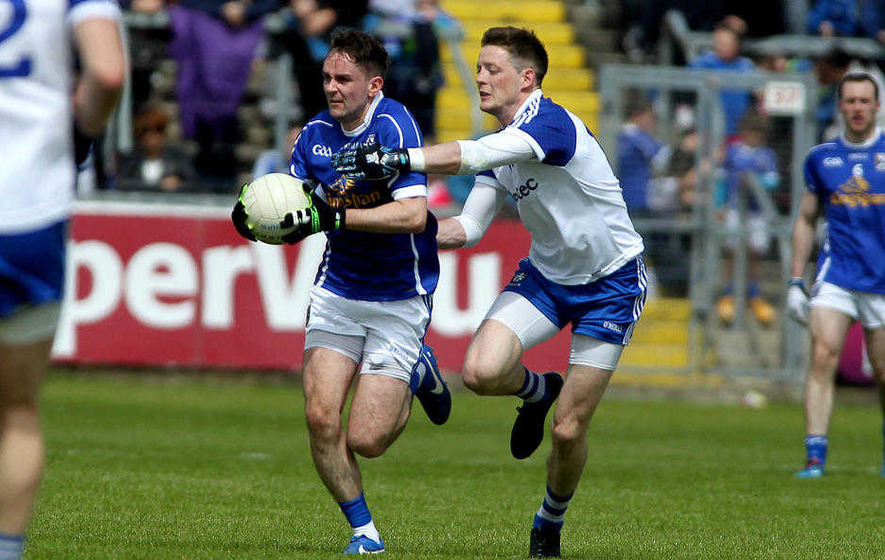Cavan defender Niall Murray harbours dreams of facing 'Gooch' Cooper