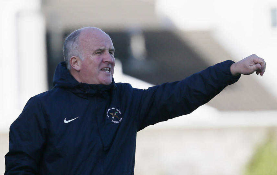 Whitey Anderson sounds rallying cry for Ballinamallard's survival hopes