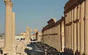 Britain should send in experts to help restore Palmyra, says Boris Johnson