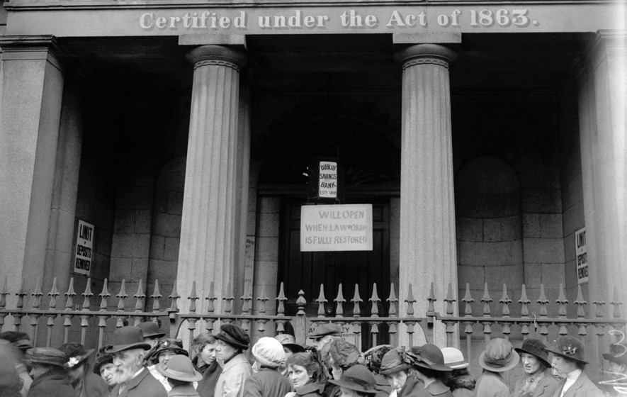 significance of the easter rising Tells the story about the 7 signatories of the proclamation of the 1916 easter rising, before, during & after the  that represents its true significance.