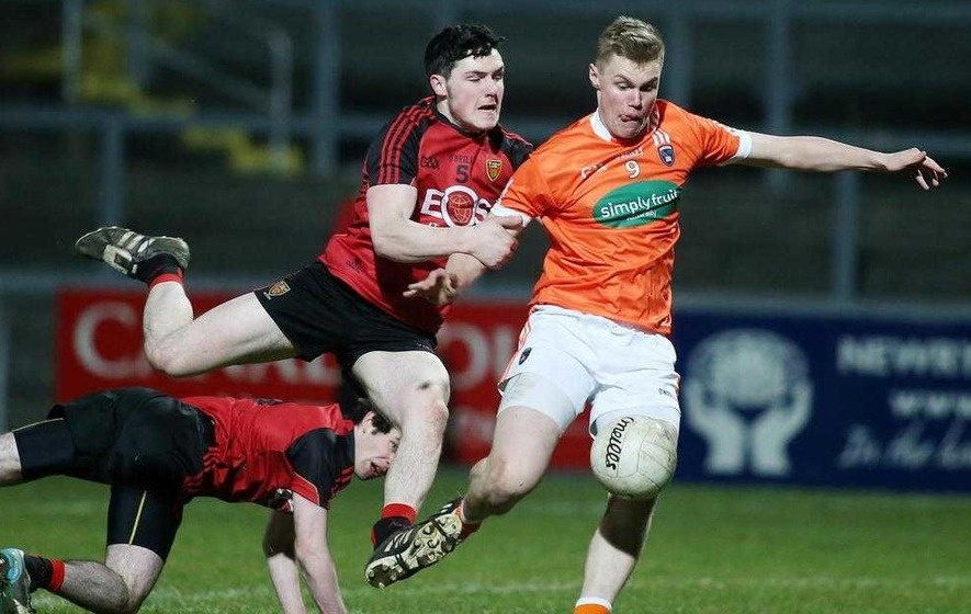 Armagh midfield must improve says coach Peter McDonnell