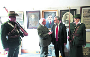'Dream of some of 1916 rebels has not been achieved', claims President Michael D Higgins