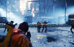 GAMES: New firepower with The Division (PS4) by Ubisoft