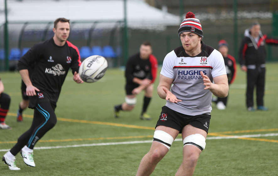 Tommy Bowe not ready for Ulster's clash with Connacht