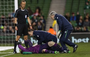 Rob Elliot to miss Euro 2016 through injury