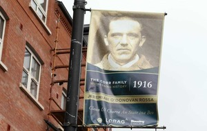 Housing Executive provides funds to commemorate Belfast family divided by Rising and Somme