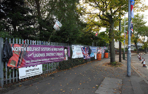 Scottish loyalist group to 'man' Twaddell protest in show of support with protesters