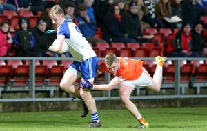 Farney thrash Armagh to make U21 final