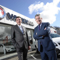 Mallusk showroom revamp driving jobs growth at Charles Hurst