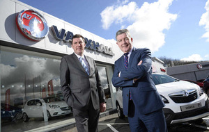 Mallusk showroom revamp driving jobs growth at Charles Hurst