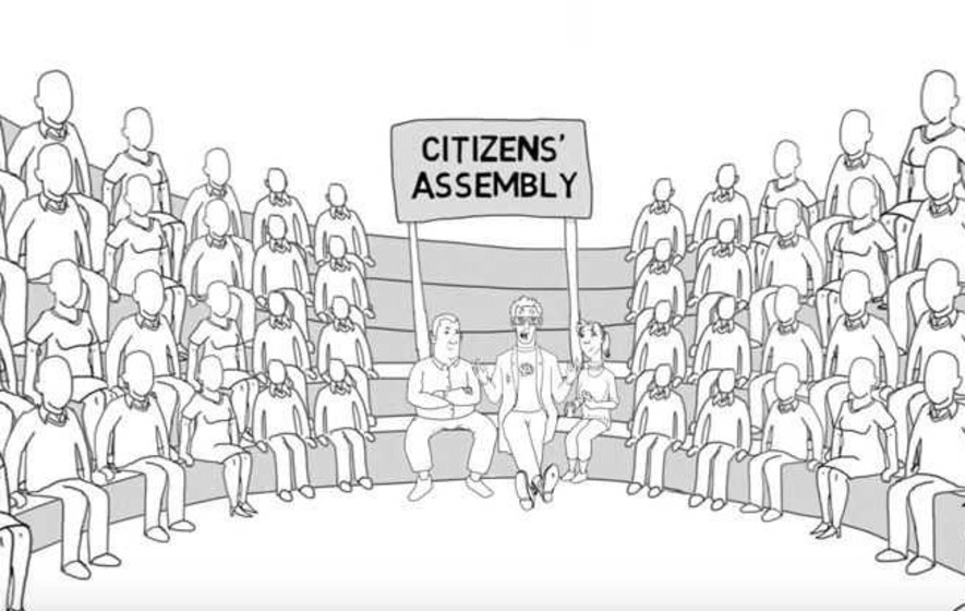 Randomly-selected Citizens Assembly could help Stormont stalemate, according to research