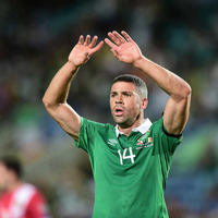 Jonathan Walters eases injury fears ahead of Euros