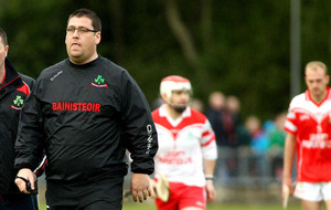 Antrim officials already on the look-out for PJ O'Mullan replacement