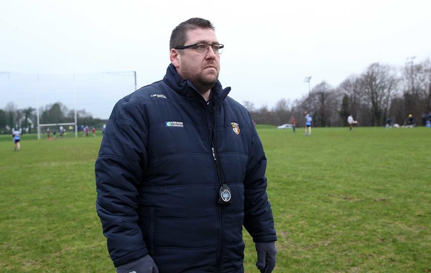 Antrim start search for PJ O'Mullan's replacement