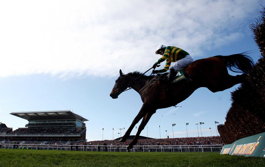 On This Day - April 3 1993: The Grand National was declared void