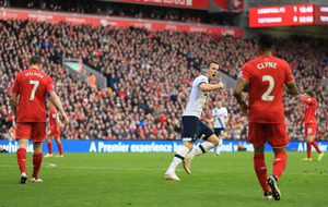 Harry Kane rescues point for Tottenham at Anfield