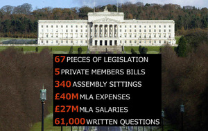 DUP and Sinn Féin defend Stormont record on delivery