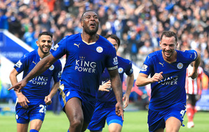 Wes Morgan moves Leicester one step closer to the title