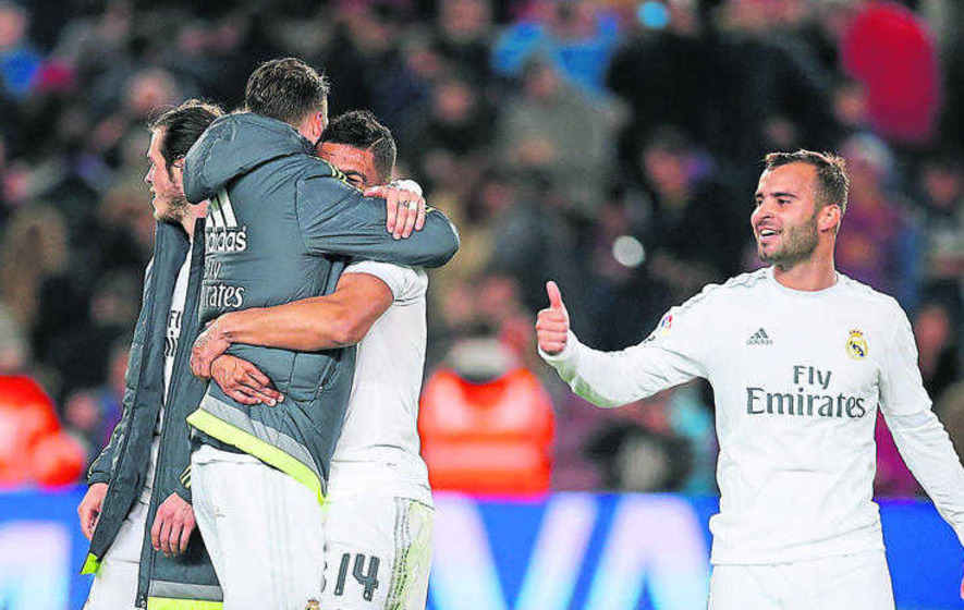 Armchair Reporter: Madrid use their brains to ruin it for Joe-han