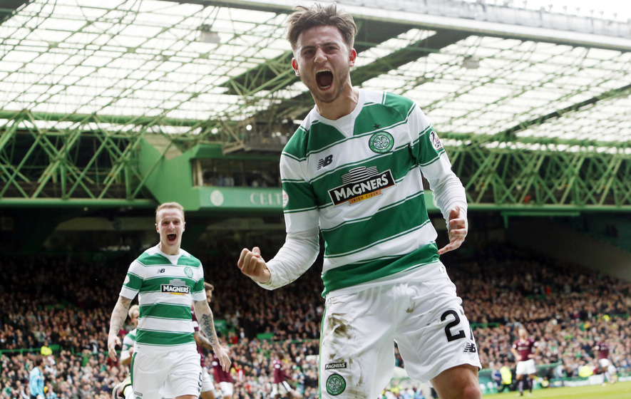 Patrick Roberts to do his talking on the pitch for Celtic