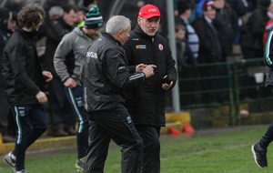 Mickey Harte disappointed that rivals Armagh are relegated