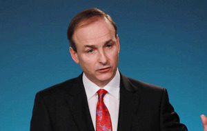 Twice as many voters want Micheal Martin not Enda Kenny as next Taoiseach
