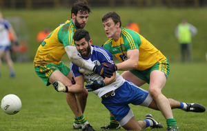 Colin Walshe the match-winner as Monaghan defeat Donegal