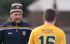 Honours even between Antrim and Louth in dry run for final