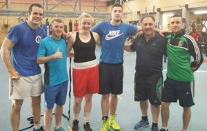 Irish Olympic hopefuls gearing up for Turkish qualifiers