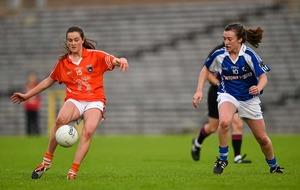 Aimee Mackin helps Armagh to first senior win over Dublin