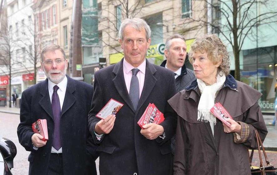 As Belfast debates Brexit, Charlie Flanagan reiterates Dublin opposition