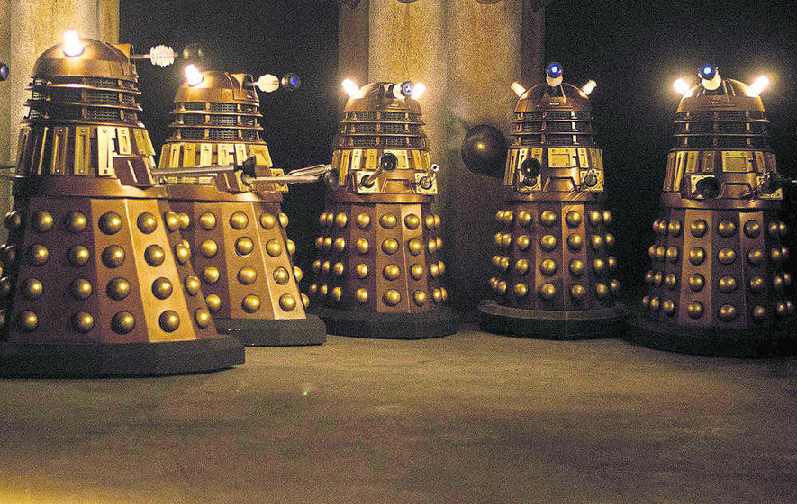 Watership Down's dead bunnies is nothing compared to Daleks