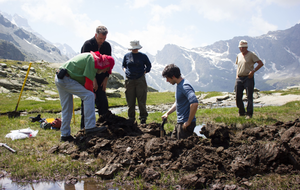 Queen's microbiologists may have solved 2000-year-old mystery of Hannibal's Alps crossing