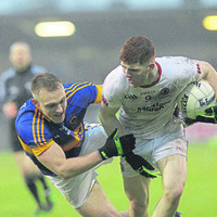 Minor disappointment proved to be making of Cathal McShane